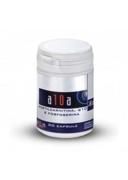 Kiron A10A (Atena) integratore energetico per l'attenzione e la concentrazione con Coenzima Q10 Acetil-Carnetina e Fosfoserina