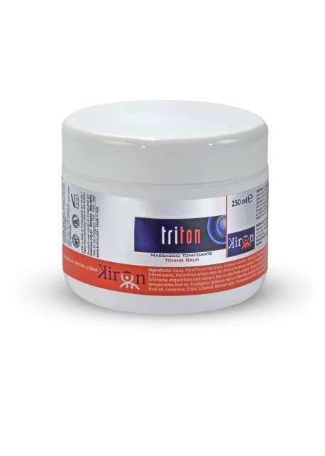 Kiron Triton allevia la sensazione di stanchezza e appesantimento muscolare