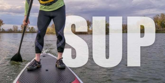 Integratori SUP: Stand Up Paddling