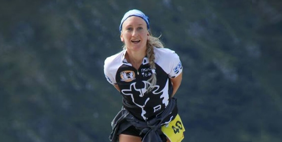 Giulia Saggin, Trail Running