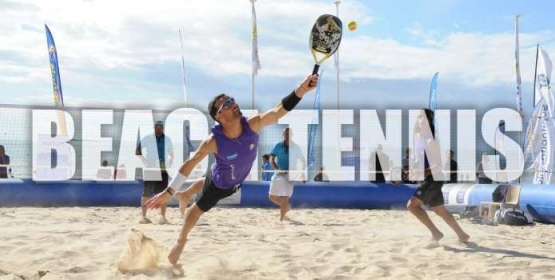Integratori Beach Tennis