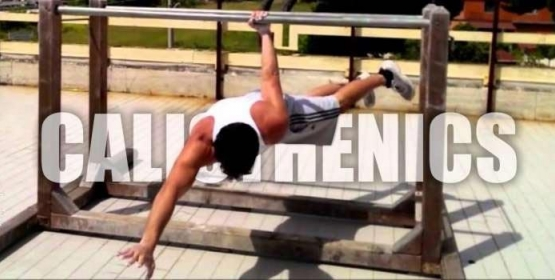 Integratori Calisthenics